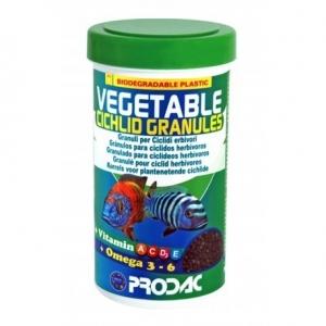 Vegetable Cichlid Granules 250ml