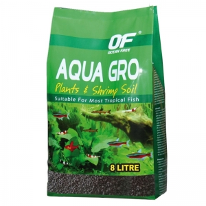 Aqua Gro Sustrato Plantas 8L