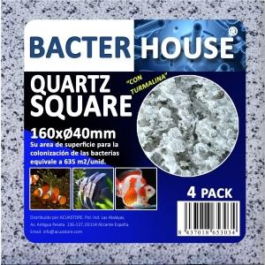 Bacter House Quartz Squartz 160x40mm