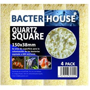 Bacter House Quartz Squartz 150x38mm