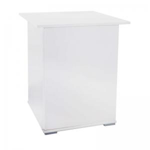 Mesa / Mueble Cubo 60x60 Blanco