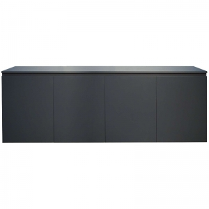 Mesa / Mueble 200x50 Negro