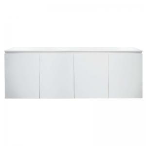 Mesa / Mueble 200x50 Blanco
