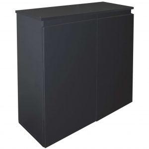 Mesa / Mueble 120x40 Negra