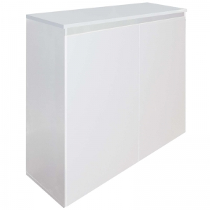 Mesa / Mueble 100x40 Blanco