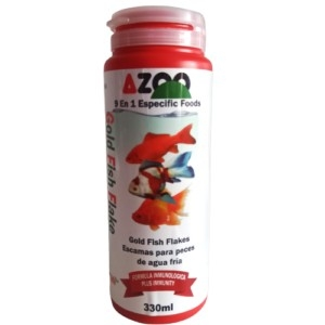 Escamas Peces Aqua Fría 120ml