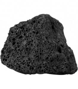 Roca Volcánica Negra  L