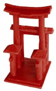 Templo Rojo ZEN-DECO
